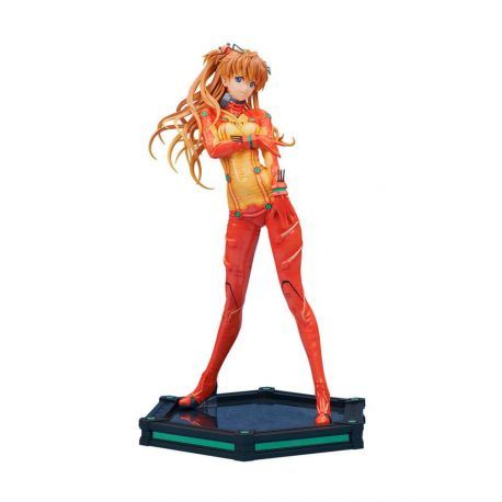 Evangelion 2.0 You Can (Not) Advance statuette 1/4 Asuka Shikinami Langley Test Plugsuit Ver. 39 cm