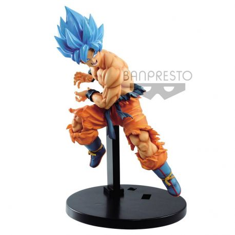 Dragonball Super statuette PVC Tag Fighters Son Goku 17 cm