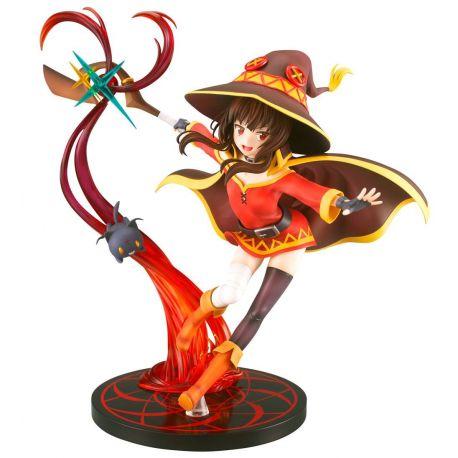 KonoSuba Legend of Crimson statuette PVC 1/7 Megumin Explosion Magic Ver. 25 cm