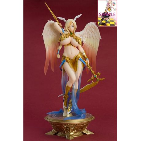 The Seven Heavenly Virtues Kindness statuette 1/8 Sariel 27 cm