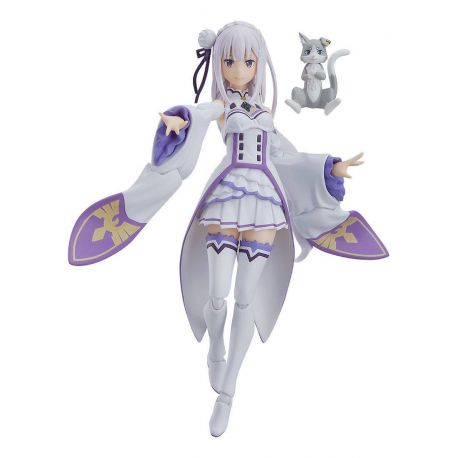 Re:ZERO Starting Life in Another World figurine Figma Emilia 14 cm
