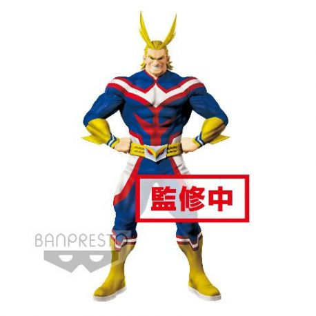 My Hero Academia statuette PVC Age of Heroes All Might 20 cm