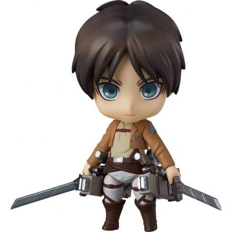 Attack on Titan Nendoroid figurine Eren Yeager 10 cm